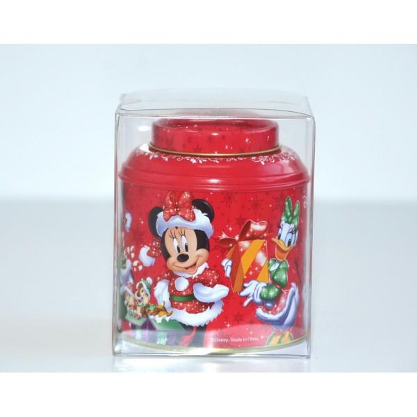 Disneyland Paris Christmas Flavoured Black Tea Box