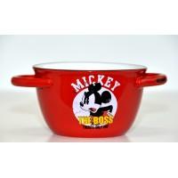 Disneyland Paris Mickey Mouse Vintage Bowl