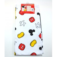 Disney Printed Mickey Mouse Body parts Tea Towel