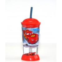 Lightning McQueen from Cars Dome Tumbler
