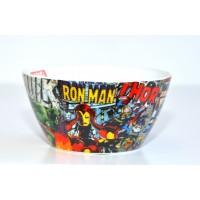 Disney Marvel Comic bowl
