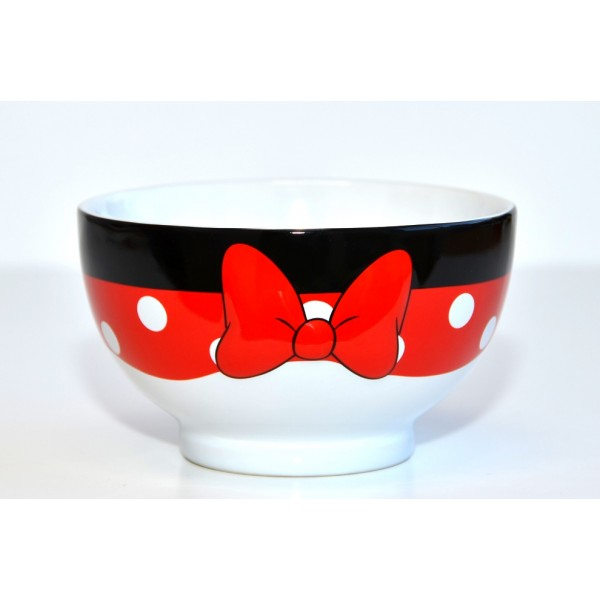 Minnie Mouse Fun Bowl, Disneyland Paris