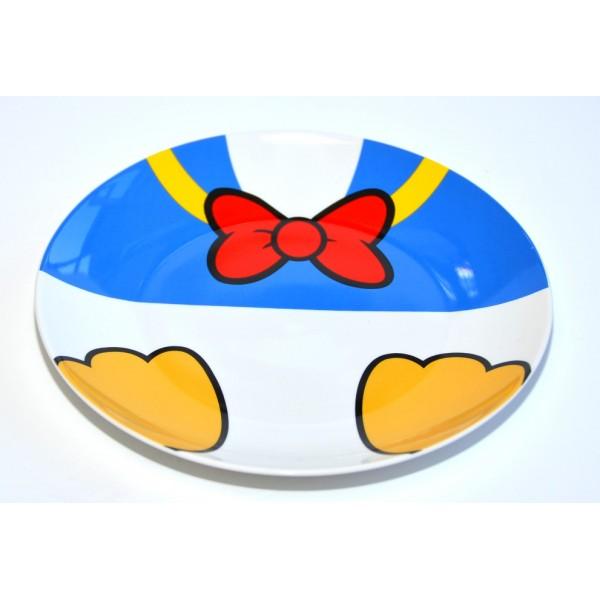 Donald Duck Fun Plate, Disneyland Paris