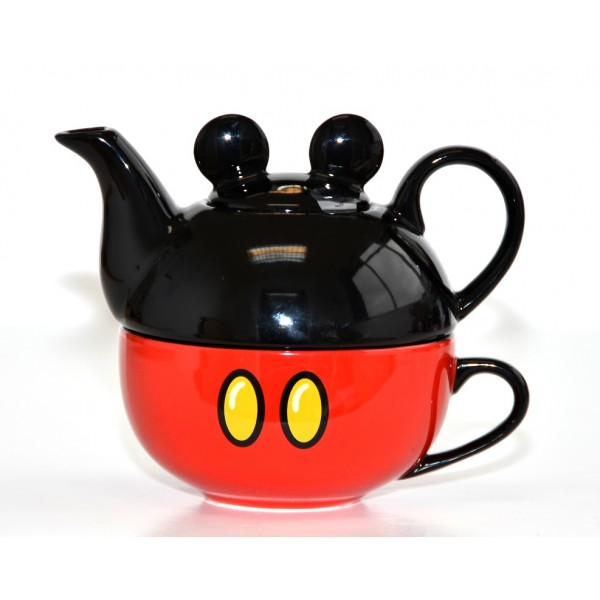 Disney Mickey Mouse Fun teapot set, Disneyland Paris