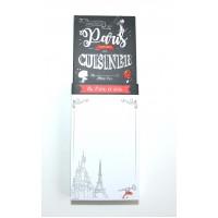 Disney Gourmet Magnetic Shopping list, Disneyland Paris