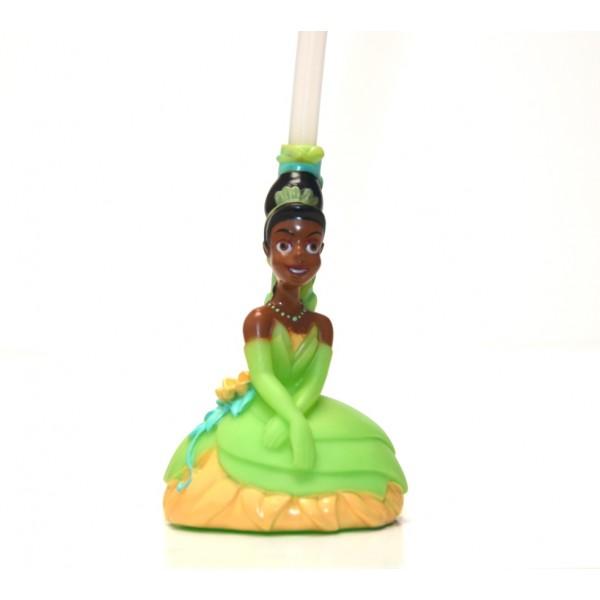 Disney Bottle Cap Straw - Tiana