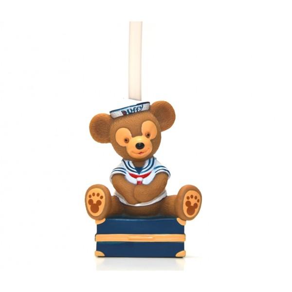 Disney Bottle Cap Straw - Duffy