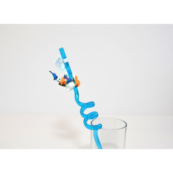 Disney Donald Duck Curly Straw