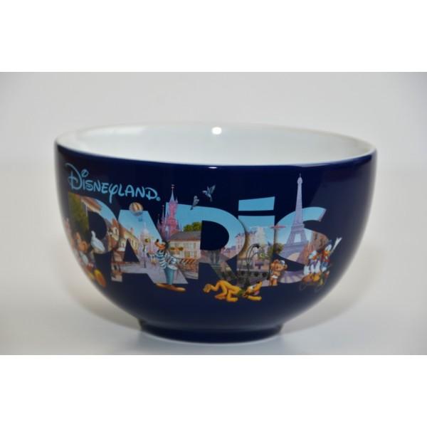 Disneyland Paris Mickey and Minnie in Paris Bowl