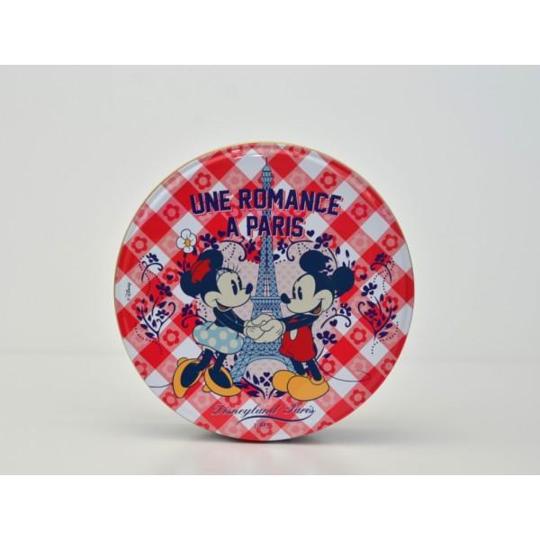 Disneyland Paris 'Une Romance A Paris' Storage Tin