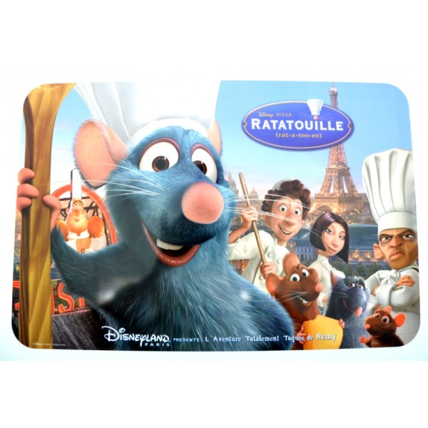Disneyland Paris Ratatouille Placemat