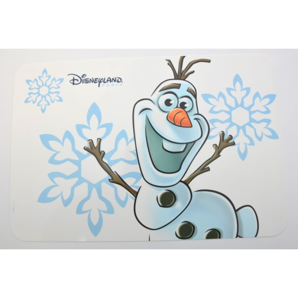 Olaf Portrait Placemat