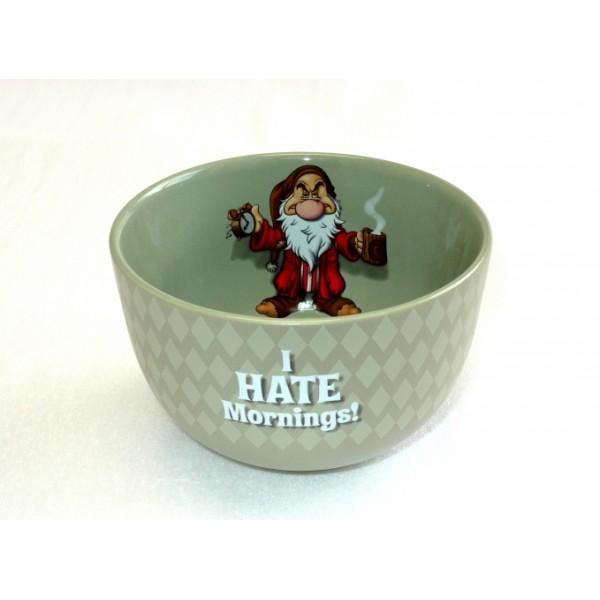 Disney Travel Mug Grumpy I Hate Mornings
