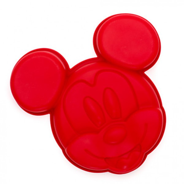 Disneyland Paris Mickey Mouse Large Silicone Cake Mould