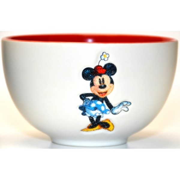 Disney Minnie Mouse bowl