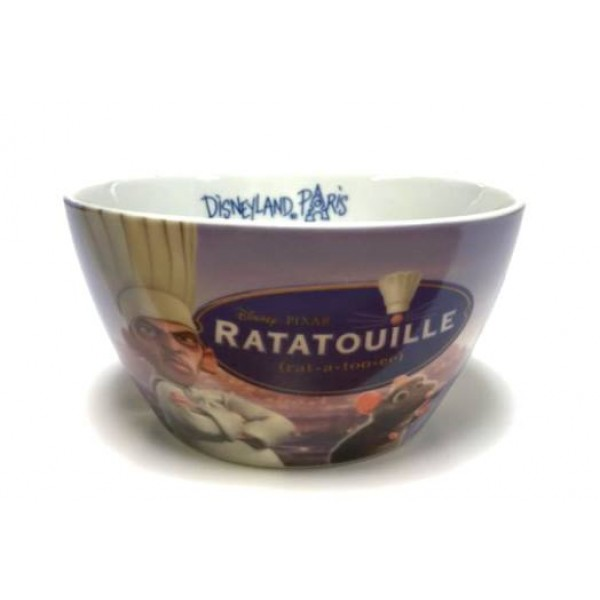 Disneyland Paris Authentic Bistro Collection Ratatouille Bowl