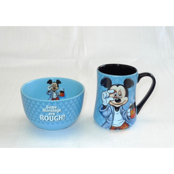 Disney Travel Mug - Mickey Mouse - Mornings are Rough