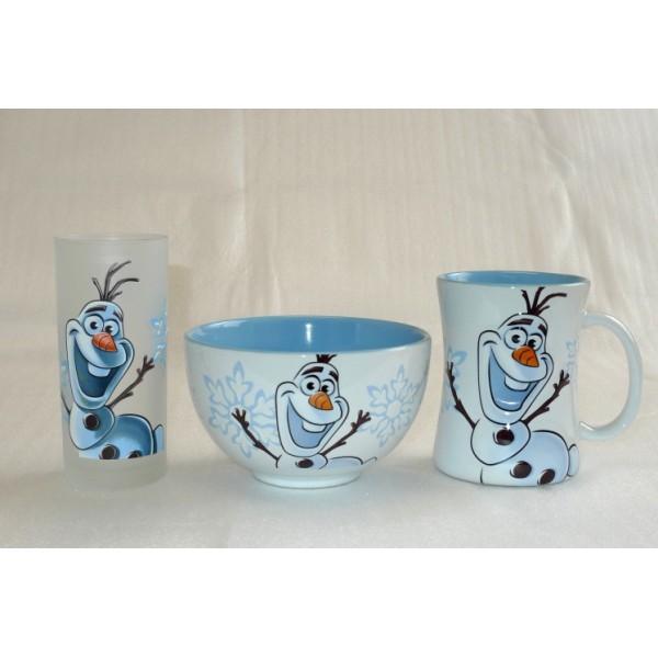 Disney Character Portrait Olaf Bowl