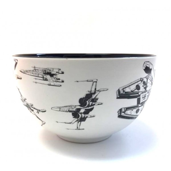 Star Wars Sketch Breakfast Bowl