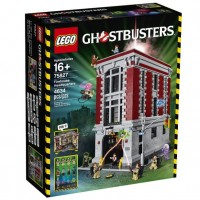 Lego 75827 Ghostbusters™ Firehouse Headquarters