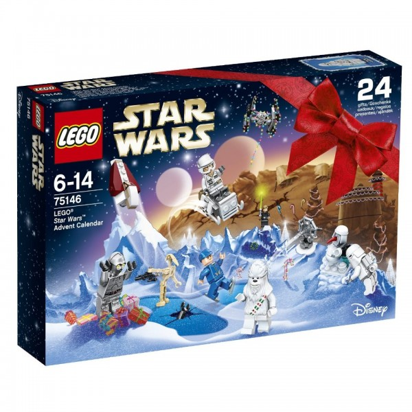 Lego 79146 Star Wars Advent Calendar