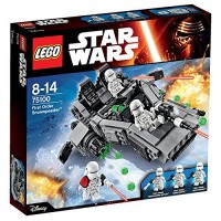 Lego Star Wars 75100: First Order Snowspeeder