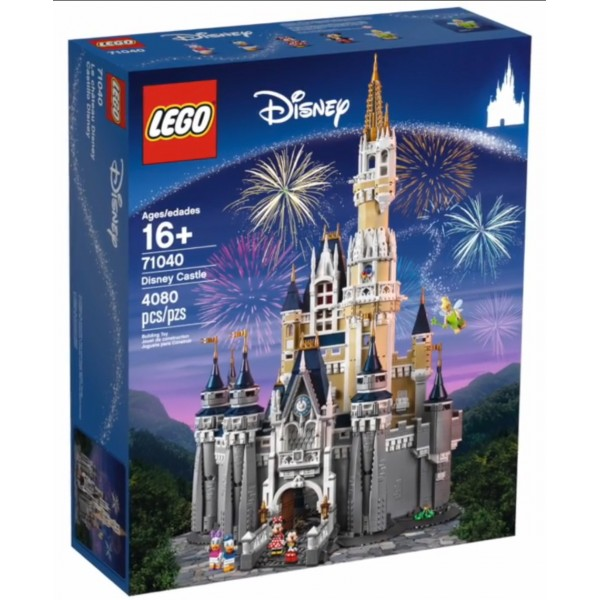 Lego 71040 The Disney Castle