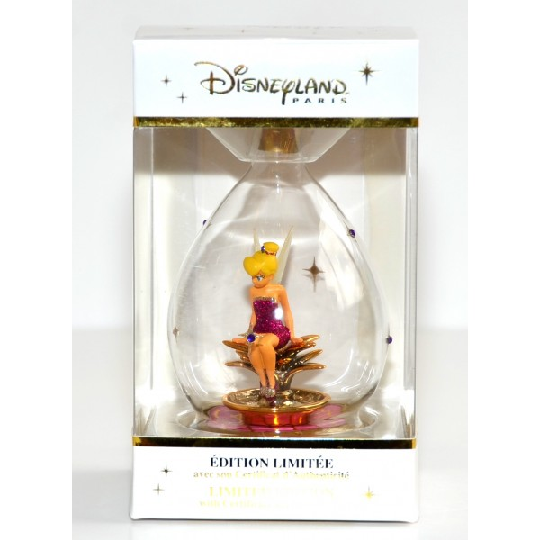 Tinker Bell Limited Edition Christmas Bauble, Disneyland Paris