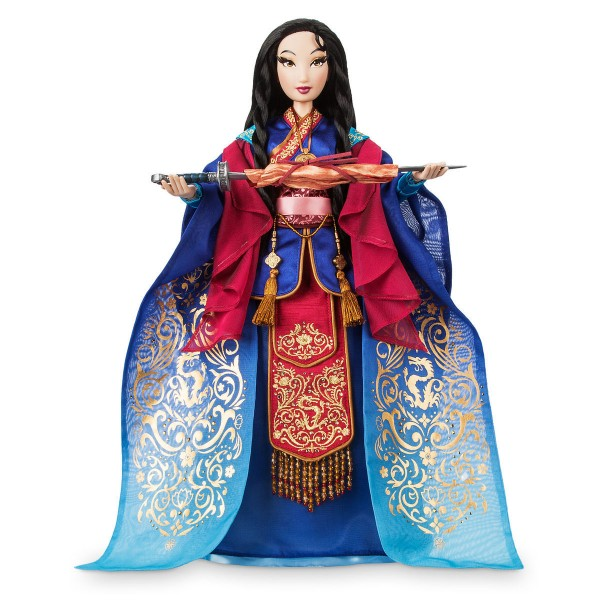 Mulan 20th Anniversary Doll - Limited Edition