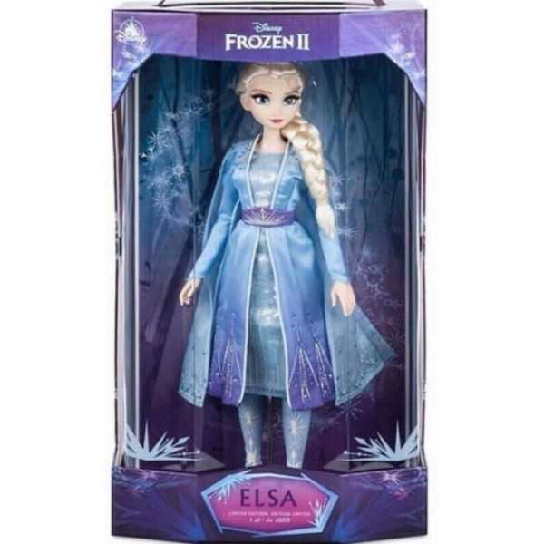 Disney Elsa Frozen 2 Limited Edition Doll, Disneyland Paris original