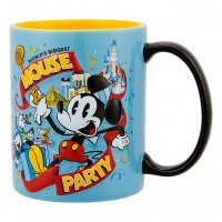 Disneyland Paris Mickey Mouse Biggest Mouse Party Mug