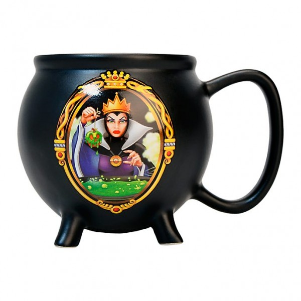 Disney Evil Queen Mug Cauldron Mug, Disneyland Paris