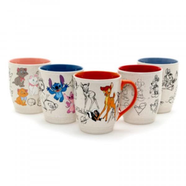 Stitch and Angel Animated Mug