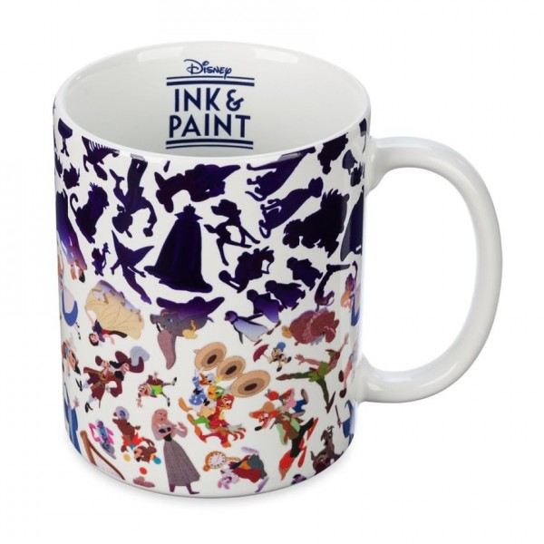 Ink & Paint Disney Colour Change Mug, Disneyland Paris