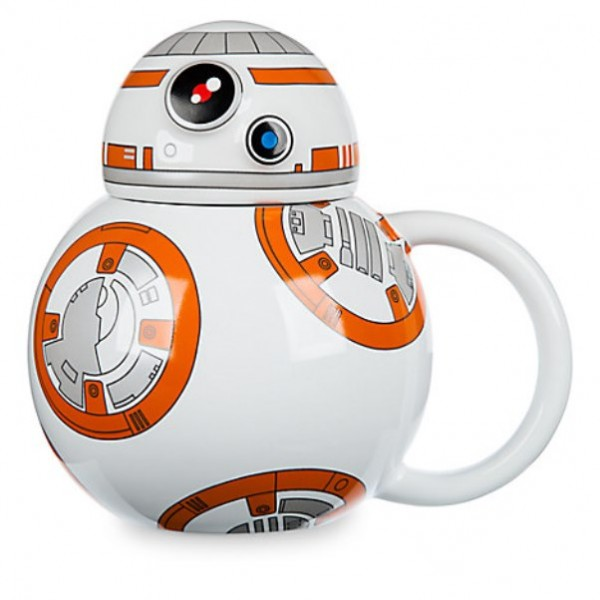 BB-8 Mug with Lid - Star Wars