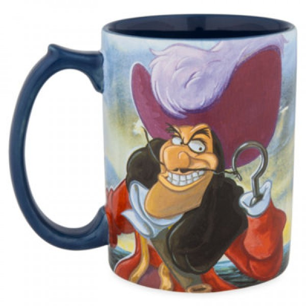 Captain Hook Classic Mug