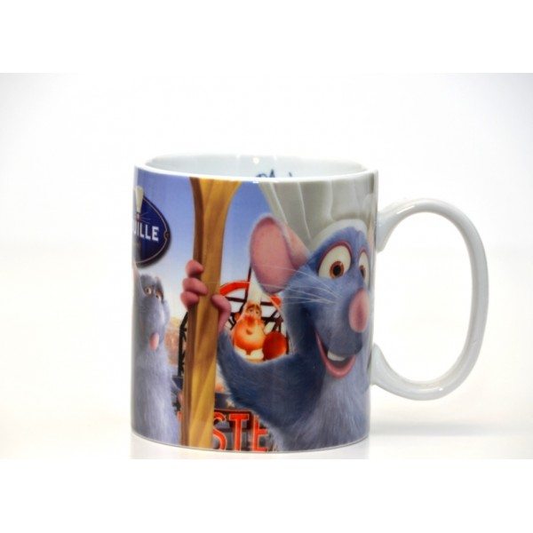 Disneyland Paris Ratatouille Mug.