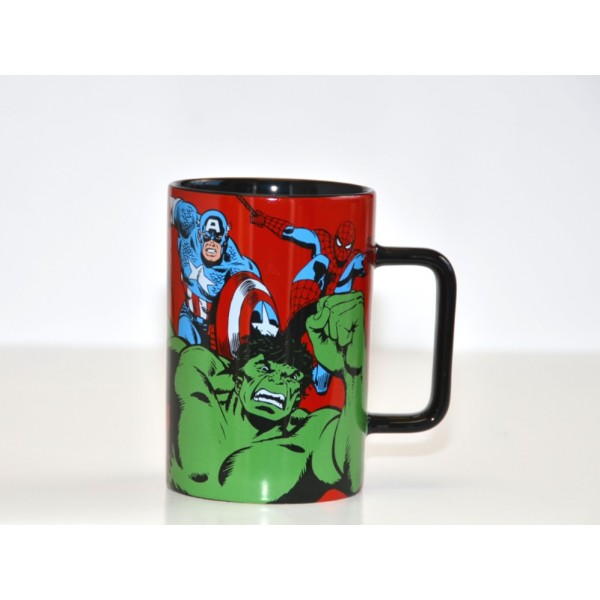 Marvel Comic Mug
