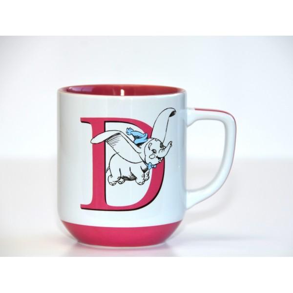 Dumbo letter Mug