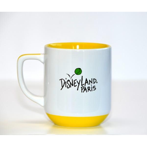 Pluto letter Mug