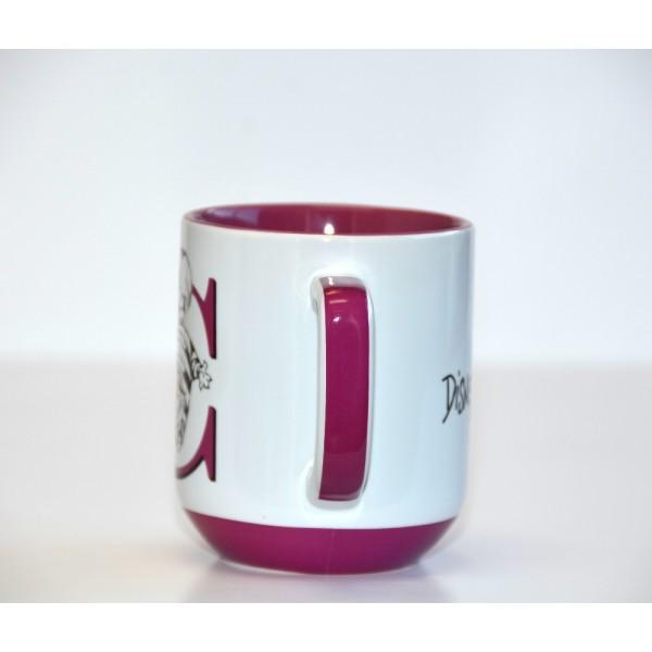 Cheshire Cat letter Mug