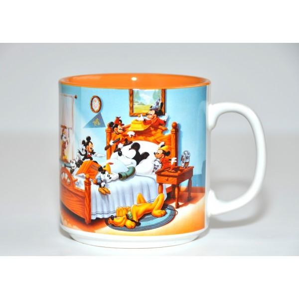 Vintage Mickey through The Ages mug