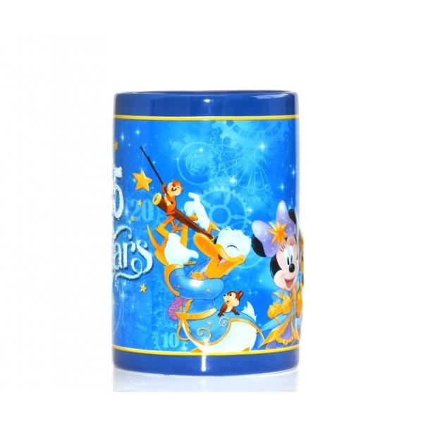 Disneyland Paris 25th Anniversary Characters Mug