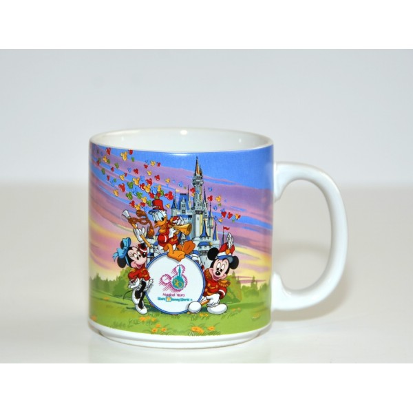 Walt Disney World 20 Magical Years Mug
