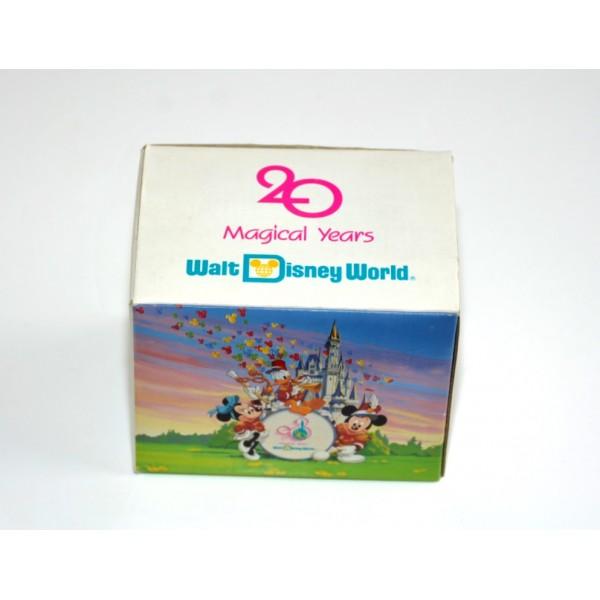 Walt Disney World 20 Magical Years Mug
