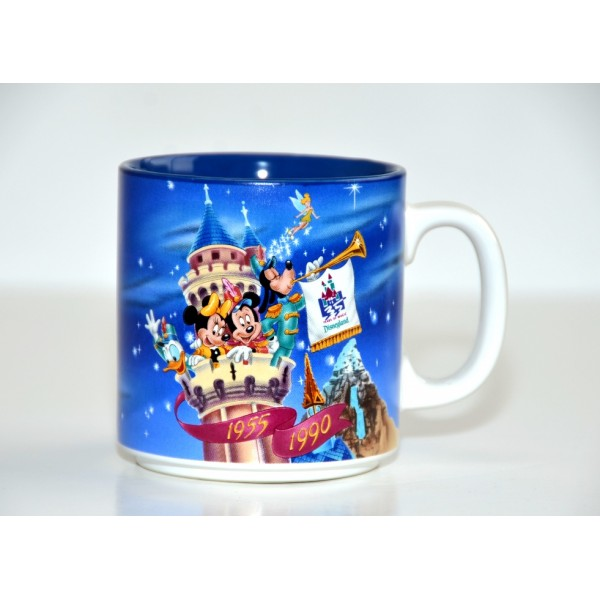 Disneyland celebrating 35 years of magic Mug