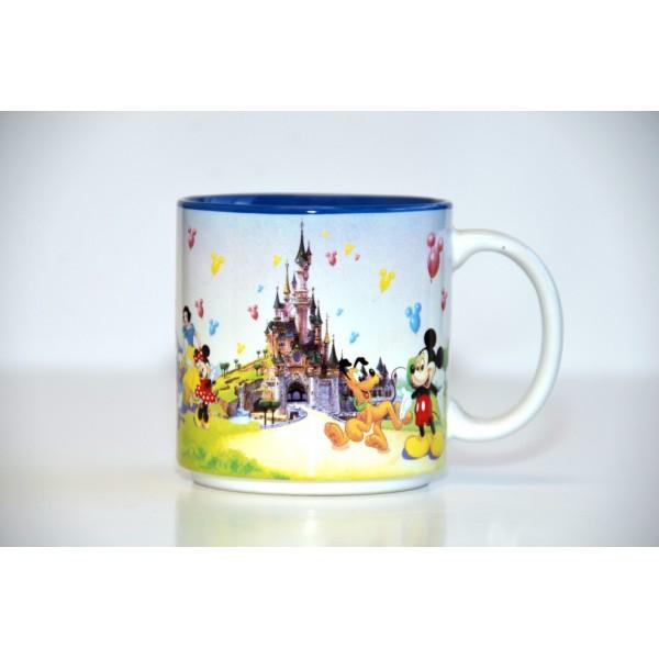 Disneyland Paris Characters Mug