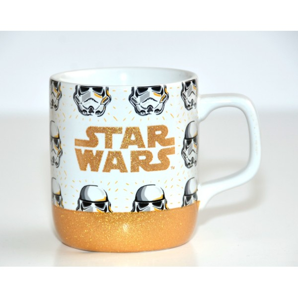 Star Wars Stormtrooper Darth Vader Coffee Mug