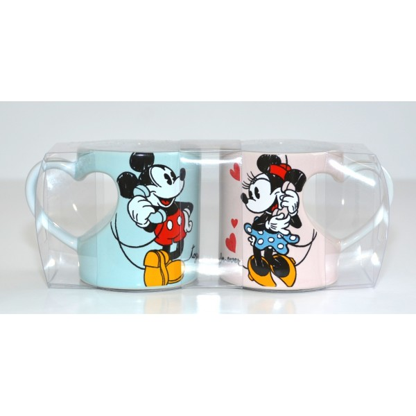 Disney Mickey and Minnie Together forever mug