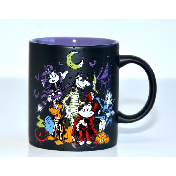 Disney Characters Halloween mug